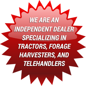 We are an 
